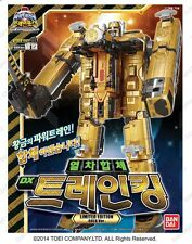 BANDAI Power Rangers ToQger DX ToQ-Oh ToQoh Limited Edition Gold Ver.2016