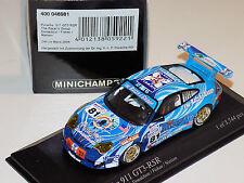 1/43 Minichamps Porsche 911 GT3 RSR #81 24h Le Mans 2004 Racer's Group