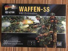 Bolt Action: German Waffen SS Grenadiers