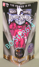 "PINK RANGER Mighty Morphin Power Rangers The Movie Legacy 5"" Action Figure 2016"