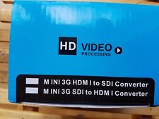 Mini 3G HDI to SDI Converter