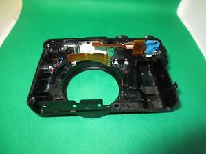 SONY Cyber-shot DSC-HX50V Front Cover Black Replacement Repair Part