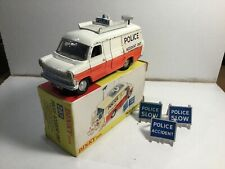 Dinky Toys 287 Police Accident Unit Within Its Original Box