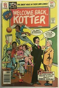 WELCOME BACK KOTTER#1 FN/VF 1976 DC BRONZE AGE COMICS