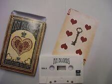 AN BLONDS Invitation To Love 2012 UK Cassette LTD ED Playing Card Pack V RARE!