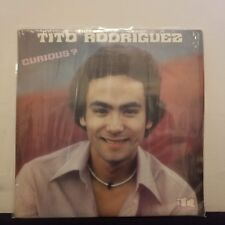 Tito Rodriguez Jr.-LP Curious Rare Orig.1st.Press.On TR Records 123 Ex.Top Copy