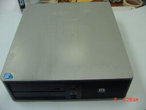 HP Compaq DC7900 SFF Core 2 Quad Q9400 2.66GHz 4GB RAM Windows Vista COA KP721AV