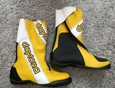 Daytona EVO Security AS Aussenstiefel Leder Motorradstiefel