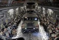 C-17 -Altus Airmen National Guard Participate in exercise Operation Viking Photo