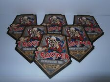 10 Robinsons Trooper Iron Maiden  Beer Mats *NEW*