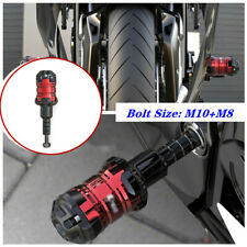 1PCS Motorcycle Frame Slider Anti Crash Engine Falling Protector Aluminum Alloy
