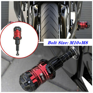 1PCS Motorcycle Frame Slider Anti Crash Engine Falling Protector Aluminum Alloy
