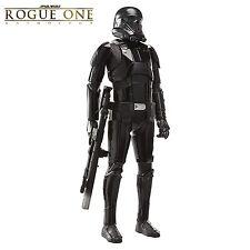 Deluxe Death Trooper 1:2 Replica Star Wars - Rogue One Statue/ Figur Big-Sized