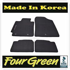 2012-2016 Hyundai Veloster FRONT & REAR set of Carpeted Floor Mats,OEM Hyundai