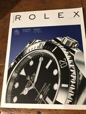 ROLEX MAGAZINE NUMERO 6 ROLEX SUBMARINER (italiano/italian)
