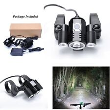 Bicycle Bike Front Lights Headlamp Headlight CREE XML T6 LED for Camping Cycling