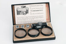 - Zeiss Ikon Contameter Close Up Set, # 1340