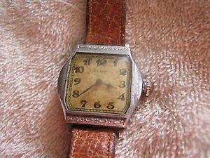 Vintage Lady Waltham Watch