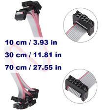 Câble Ruban Plat Connecteur IDC 2.54mm 10 Pins FC/FC Imprimante 3D 10, 30, 70 cm