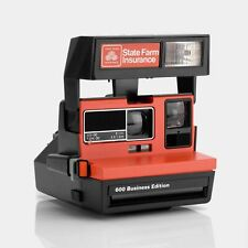 Polaroid 600 State Farm Business Edition Instant Film Camera