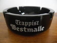 Westmalle Trappist 10,5cm Cendrier Ashtray Asbak Abbaye Pater Monks