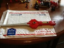 Bandai power rangers sword red