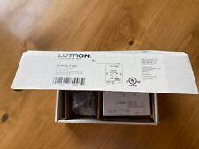 Lutron LR-HVAC-1-WH HVAC Kit with Wireless Thermostat RadioRA