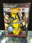 Shin Megami Tensei  Persona 4 With Bous Disc ( PS2/ Sony PlayStation 2 )