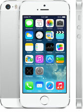 iPhone 5S Smartphone memoria 32 GB Apple Italia colore argento silver