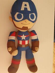 MINISO Marvel 36cm Captain America Plush