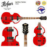 Hofner Violin 6-String Guitar (Cherry, Ignition [Limited Edition]) *Brand New*