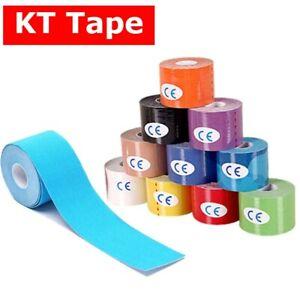 5m KT Tape kinesiology tape Roll kinesio waterproof Rocktape Face Muscle Knee