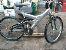 "Aluminum Y Frame Mountain Bike 21"" 21 Speed Parts Or Repair"
