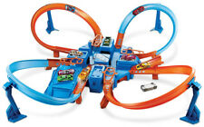 Hot Wheels Criss Cross Crash Track Play Set DTN42
