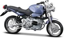 BMW R 1100 R Blauviolet 1:18 Modellino Moto Von Bburago