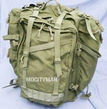 Eagle Industries Military A-III Airborne Back Pack Large - Khaki - USA Made