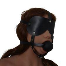 Harnais de tête avec masque pour les yeux