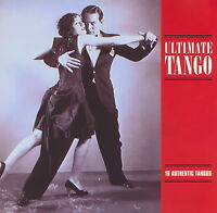 Ultimate Tango - 16 Authentic Tangos - Various Artists   *** BRAND NEW CD ***