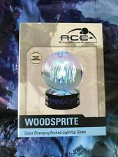 Disney Parks Pandora World Of Avatar Woodsprite Glass Light Up Globe Snowglobe