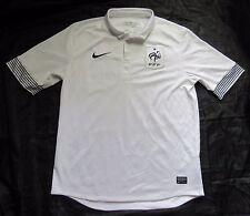 France EURO 2012 away shirt jersey NIKE 2013 Tricolores  /Les Bleus adult SIZE L