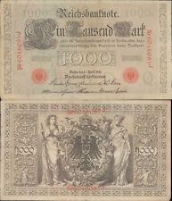 1000 FUNFHUNDERT  MARK 1910 N.1