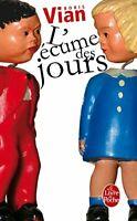 L'ecume des jours (Ldp Litterature) by Vian, Boris Paperback Book The Fast Free