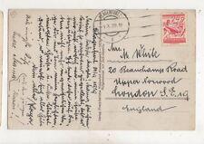Mrs M White Beauchamp Road Upper Norwood London SE19 1929 627b