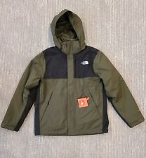 NWT The North Face Men's LONE PEAK TRICLIMATE JACKET Taupe Green MSRP$260
