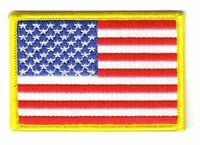 Aufnäher USA Patch Flagge Fahne