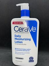 CeraVe Daily Moisturizing Lotion Face & Body Lotion - 19 oz / 562 mL