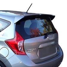 For Nissan Versa Note 14-19 T5i Factory Style Rear Roofline Spoiler Unpainted