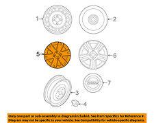 NISSAN OEM 07-12 Sentra Wheels-Wheel Cover 40315ET000