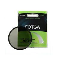 FOTGA Pro1-D Digital Slim Pro-MC Multi-Coated CPL Circular PL 58mm Lens Filter
