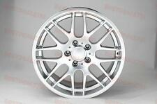 "18"" SILVER CSL RIMS WHEELS FITS BMW 3 SERIES SEDAN COUPE 323 325 330 328 335 325"